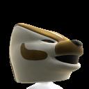 Wisconsin Mascot Head
