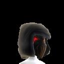 Black Cyborg Hood