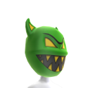 Green Monster Mask