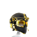 Elite Ops Helmet - Gold