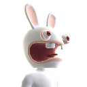 Rabbid Head