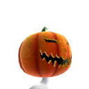 Dark Pumpkin Head
