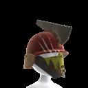 Crimson Marauder Helmet
