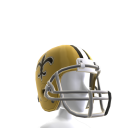 New Orleans Retro Helmet