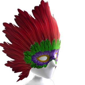 Mask and Headdress