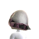 EVA Helmet - Pink