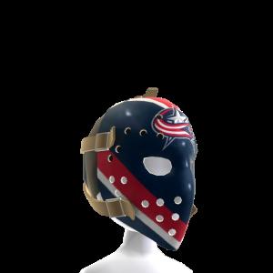 Columbus Blue Jackets Vintage Mask