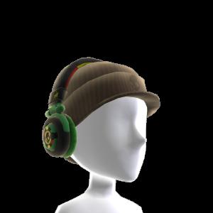 G.I. Rasta Headphones
