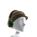 G.I. Rasta Headphones