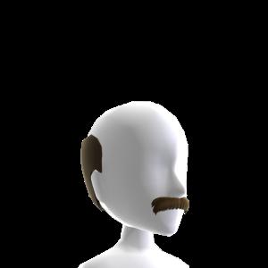 Push Broom Moustache