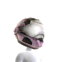 Security Helmet- Pink
