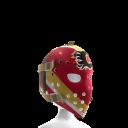 Calgary Flames Vintage Mask