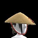 Samurai Bamboo Hat