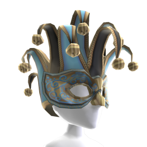 Máscara de baile de disfraces