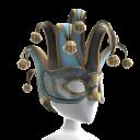 Maskenball-Maske