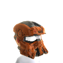 EOD Helmet- Orange