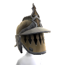 Warrior Helmet