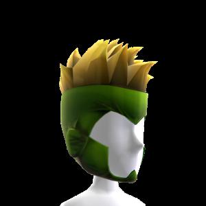 Green Hero Mask