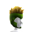 Green Hero Mask