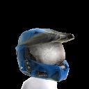 Mjolnir Mark VI Helmet- Blue