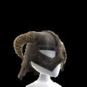 Skyrim Iron Helm