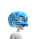 Ice Storm Skull Cap