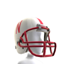Nebraska Football Helmet