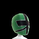 Samurai Green Ranger Helmet