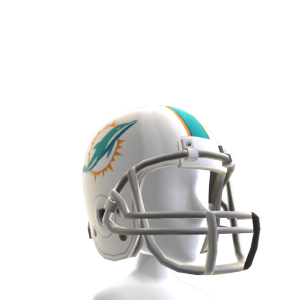Miami 2013 Helmet
