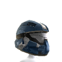 Recruit Helmet - Blue