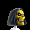 Epic Death Dealer Gold Helmet
