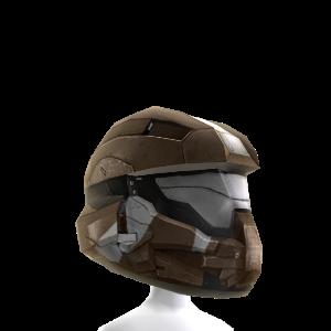Recruit Helmet - Brown