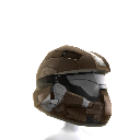 Recruit Helmet - Brown