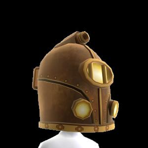Prototype Big Daddy Helmet
