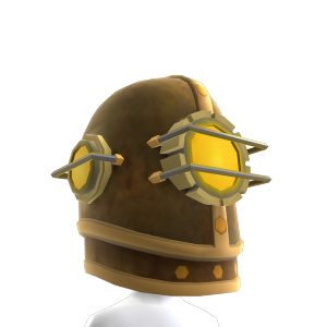 Rosie Big Daddy Helmet