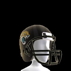 2017 Jaguars Helmet