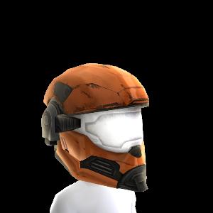 Hazop Helmet- Orange