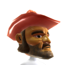 Oklahoma State Mascot Head