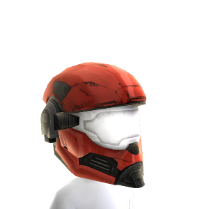 Hazop Helmet- Red