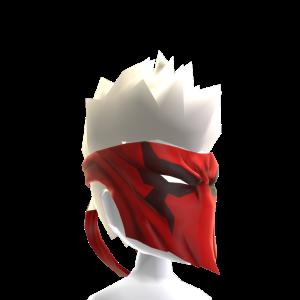 Anti-Hero Mask - Red