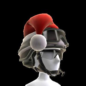 Holiday Combat Helmet