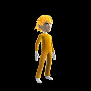 Anime Hero Gold