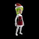 Xmas Santa with Hat