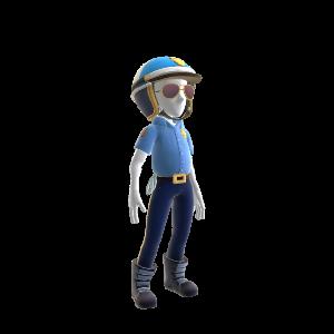 Joe's Cop Uniform