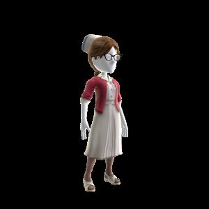 Tatiana Nurse's Outfit