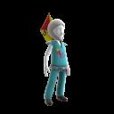 Human Kite Costume
