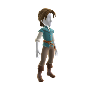 Flynn Costume