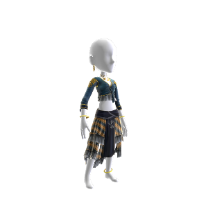The Trickster Outfit
