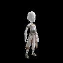 Schauspielerin-Outfit