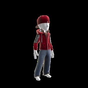 Atlanta Team Jacket and Hat
